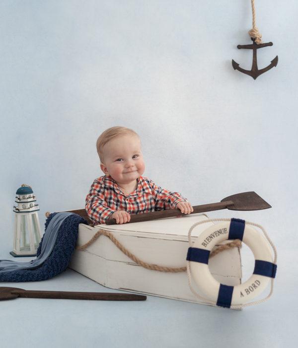 Louis – 8 mois