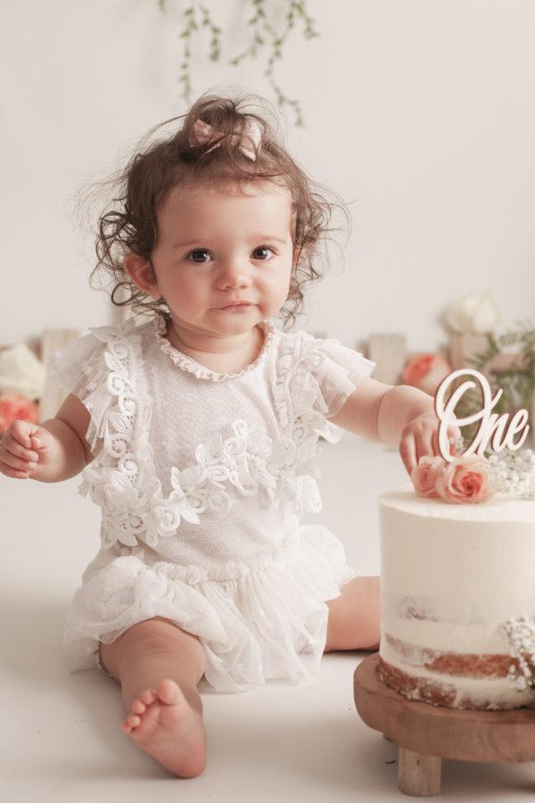 Smash cake – Milla